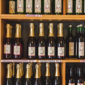 Viinimyymälä